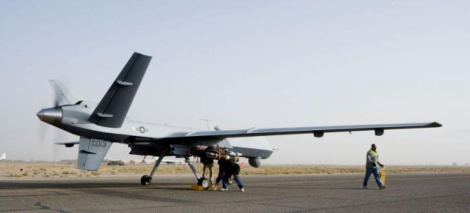 アメリカ軍の無人機は、アメリカで非軍事的監視のために使われていた