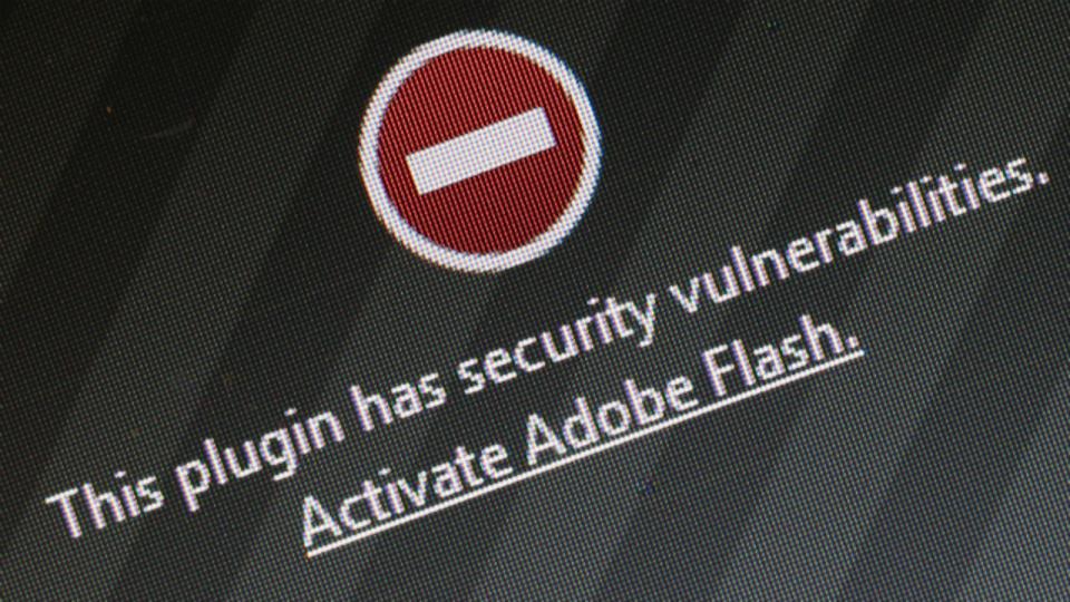 Flash、またもや重大なセキュリティ上の欠陥が見つかりました