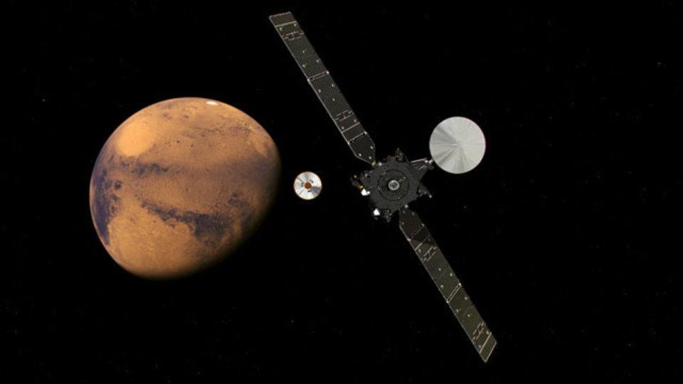 火星プロジェクト「エクソマーズ」探査機打ち上げ、本日17時半から生中継