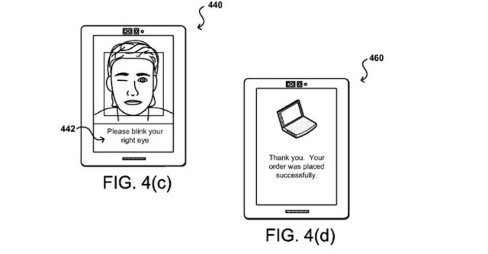 未来のアマゾンは、セルフィーでポチる