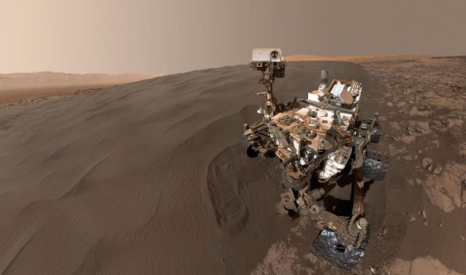 キュリオシティの次のミッションは「火星の生命」の過去と未来