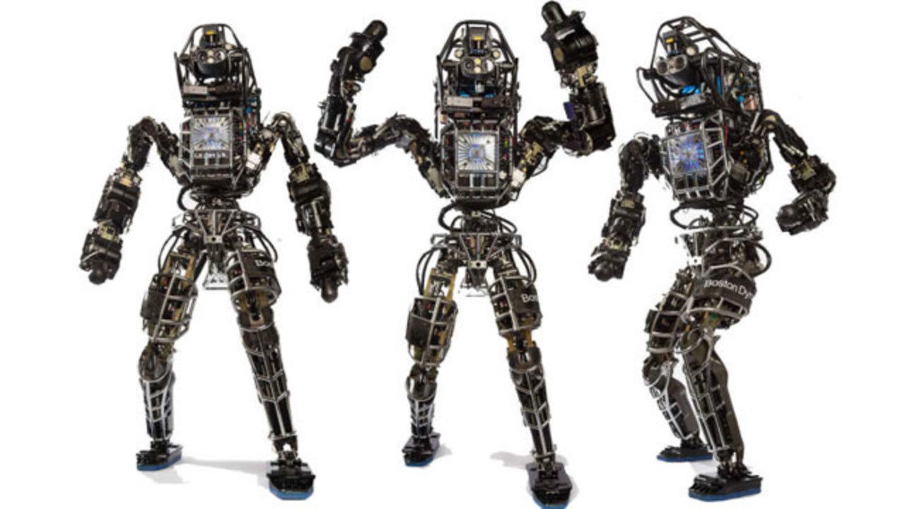 グーグル傘下でロボット開発を行なうボストン・ダイナミクス、売られそう
