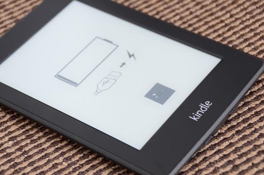 旧型Kindle、3月22日までにアップデートしないと使えなくなるかも