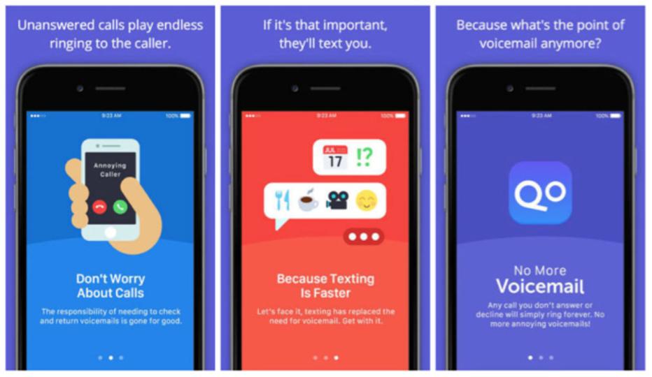 留守電を聞くのが嫌いなアナタへ。ひたすら呼び出し音を流すアプリ「No More Voicemail」が救世主かも