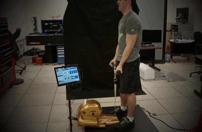 1つで体中のトレーニングが可能。NASAが開発した超コンパクト運動器具