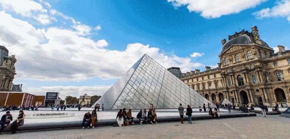 旅行の予習、復習に。パリの街並みを2分で楽しめるタイムラプス