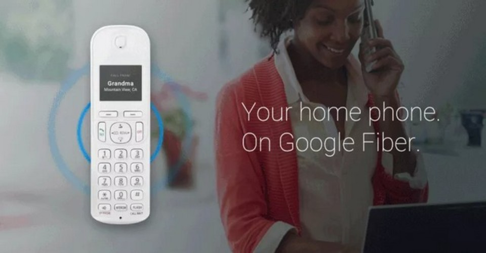 グーグル、月額10ドルの固定電話事業に参入へ