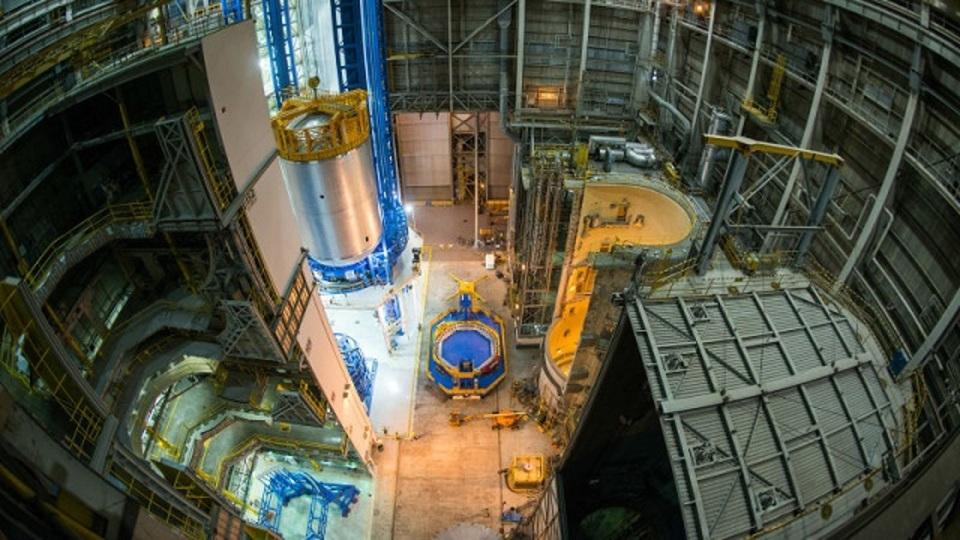 火星に向けて。NASAの超大型タンクの組み立て工程