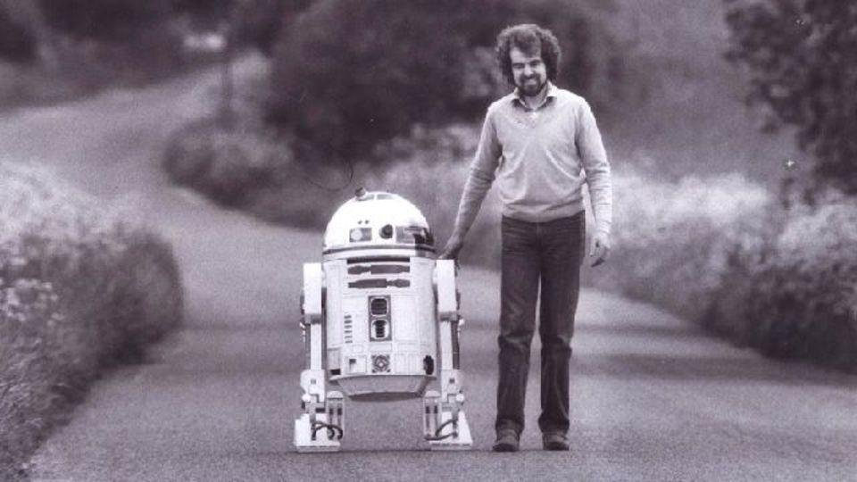 R2-D2を製作した故トニー・ダイソン氏ってこんな人