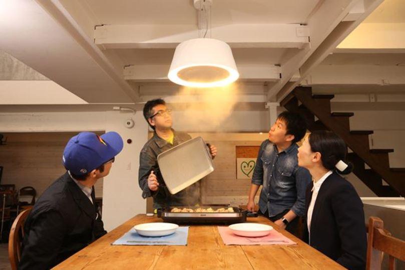 キレイな照明さんは好きですか? 空気を吸い込む照明「クーキレイ」が世界的デザイン賞を受賞