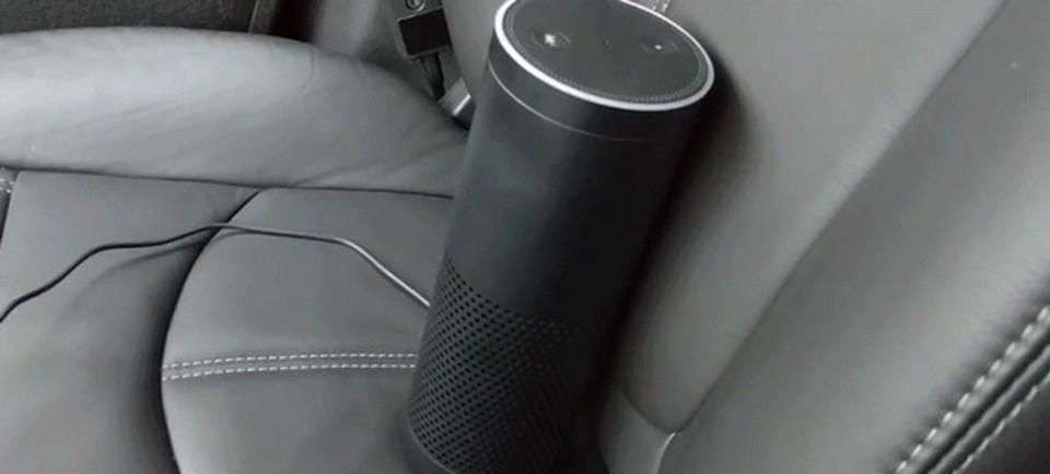キー不要。Amazon Echoで車のエンジンをかけるハッカー現る