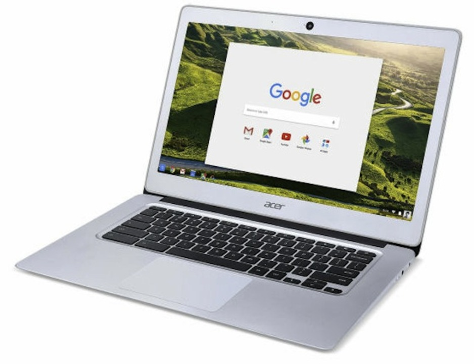 まるでMacBook Airな格安Chromebookが登場!