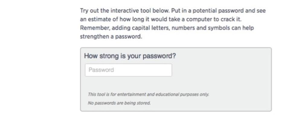 パスワード強度をチェックするツールがセキュリティ不十分で取り下げられる