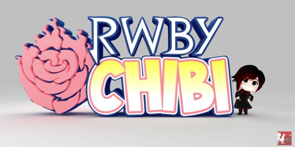 ちびカワRWBYキャラによる新シリーズ「RWBY Chibi」がスタート!
