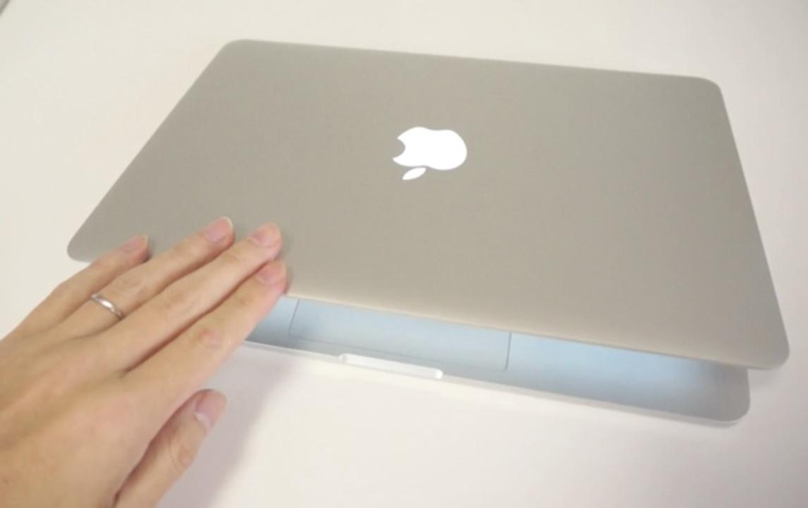Macが盗まれそうになるとGet Wildするスクリプト