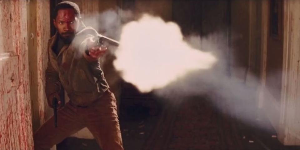 タランティーノ映画のケレン味あふれるスローモーション・シーン集