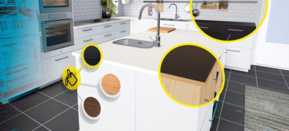 IKEAが仮想現実でレイアウトを体験できるアプリを公開。オンラインショッピングの未来図になるかも