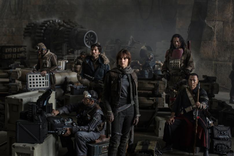 映画「ローグ・ワン/スター・ウォーズ・ストーリー」の特報が解禁。SW最新作はスパイもの!