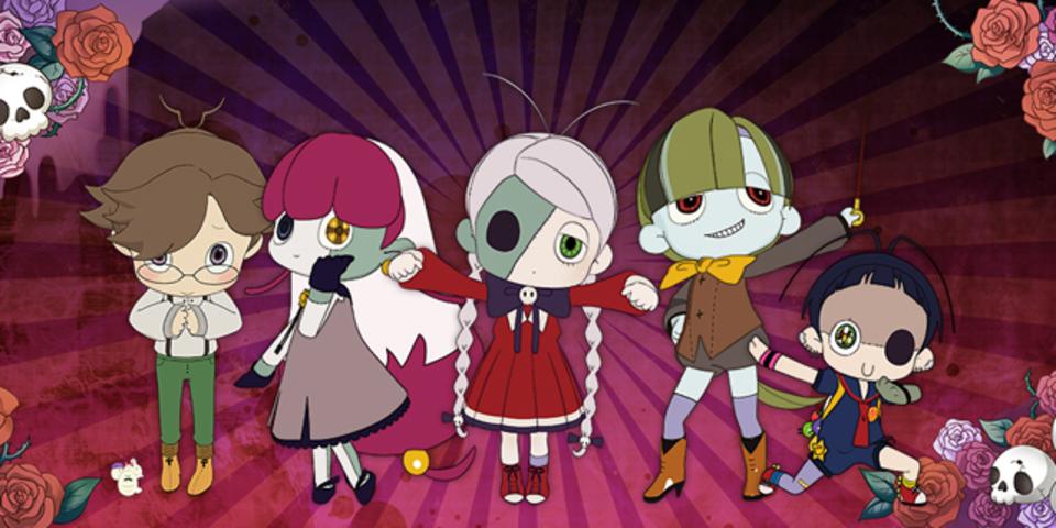 ハートフル・スプラッターコメディ・アニメ「ゾンミちゃん」がYouTubeで配信中!