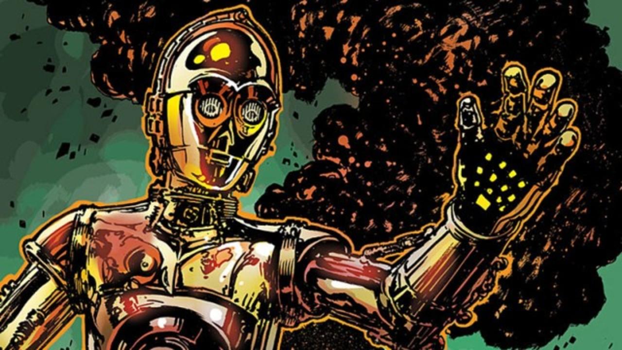 涙なしには語れない「フォースの覚醒」のC-3POの片腕が赤い理由