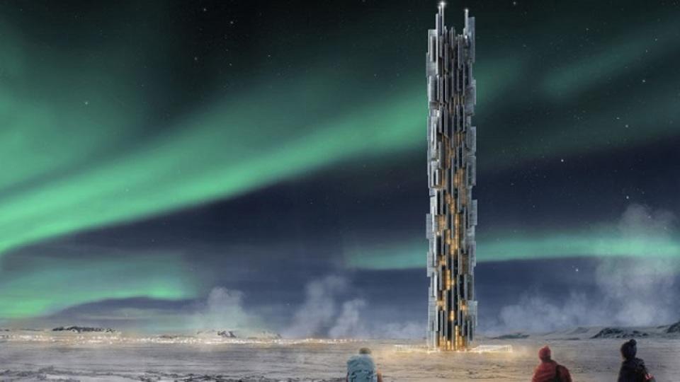 未来はこうなる? 高層タワー型データセンター