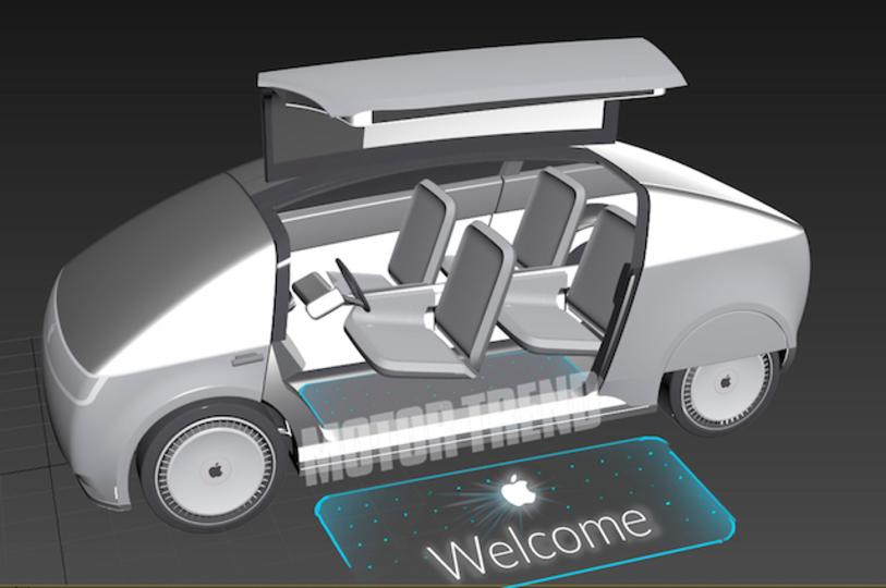 酷評のApple Car予想デザイン。裏側にひそむ「アップル的」思想は正しかった?