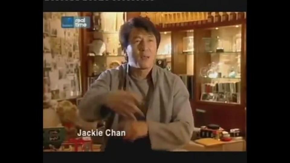ジャッキー・チェンの隠れ家には隠し扉や秘密のコレクションがいっぱい!