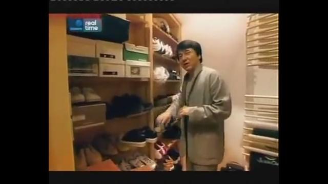 ジャッキー・チェン コレクション 隠れ家 香港