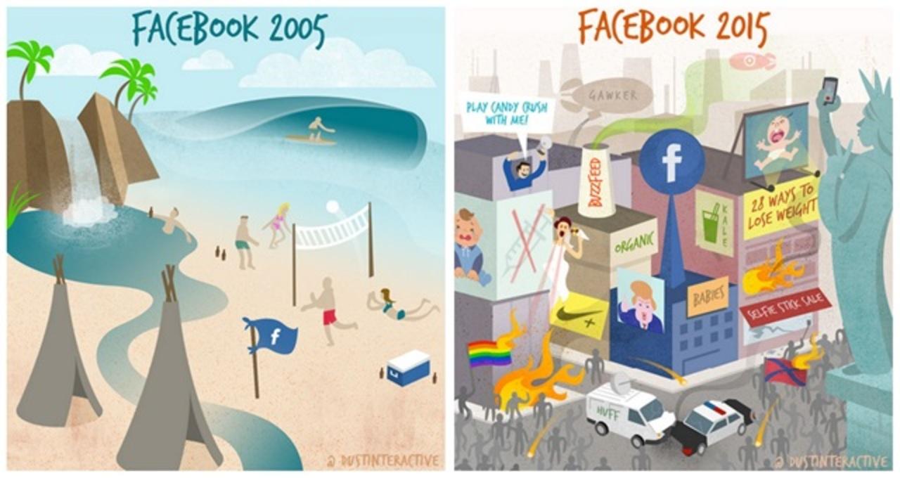 若者のFacebook離れはSnapChat風アプリを出しても止まらないと思う