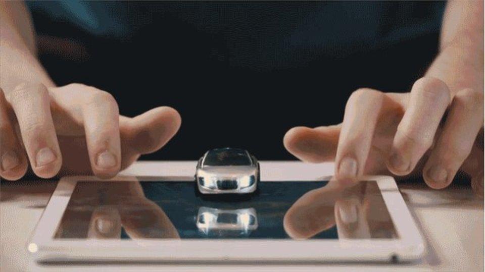 ミニカーの定番ホットウィールがiPadでもっと楽しくスリリングに進化!