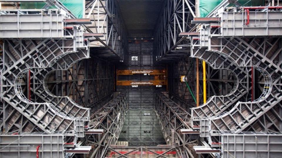 NASAの新しい作業プラットフォームがデス・スター仕様になっていて悶えます