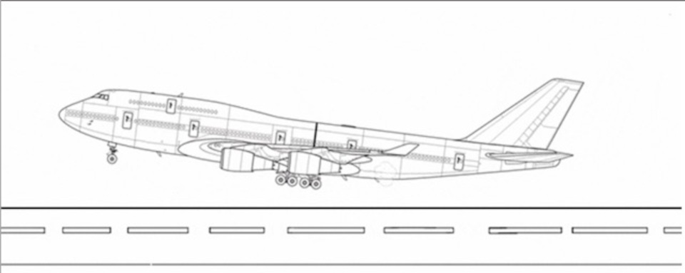 飛行機がなんで飛ぶのか説明してくれるアニメーション