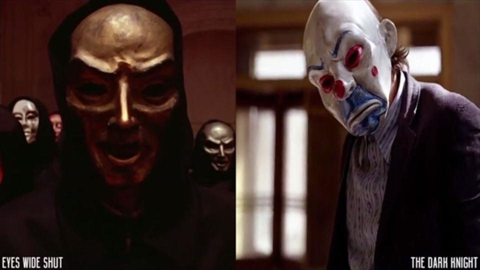 異なる映画の酷似しているシーンを並べて比較