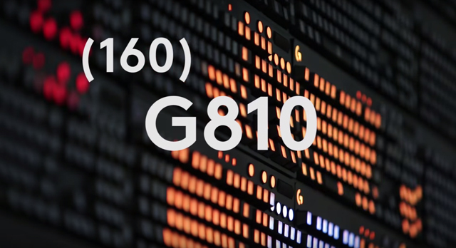 ロジクール、160台のキーボードでレトロゲーム風の動画を作る