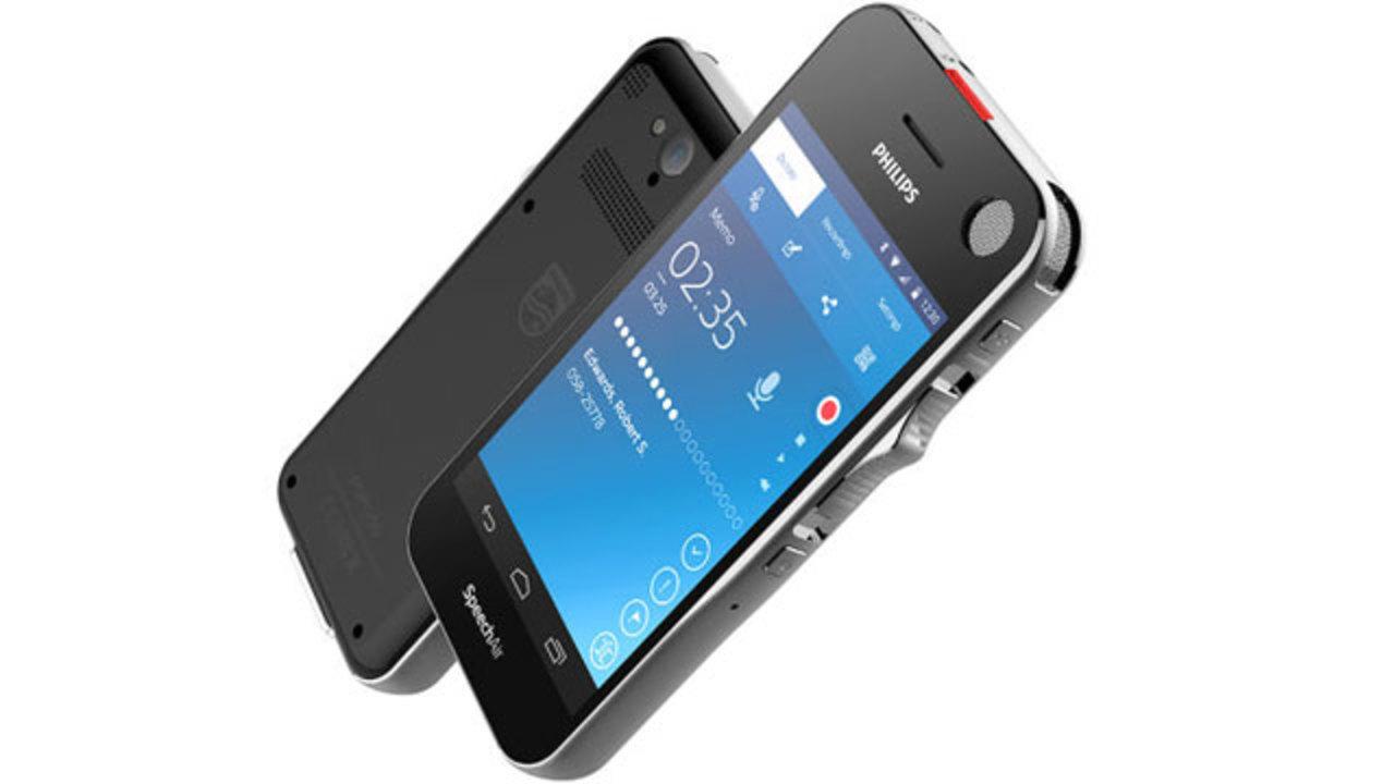Philipsが新たにスマートフォンを発っぴ…、これボイスレコーダだ
