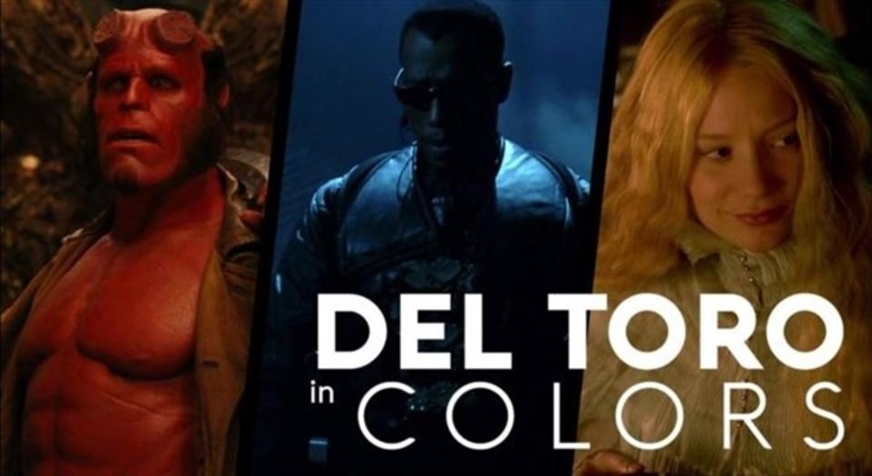ギレルモ・デル・トロ映画の色彩が特徴的なシーンまとめ