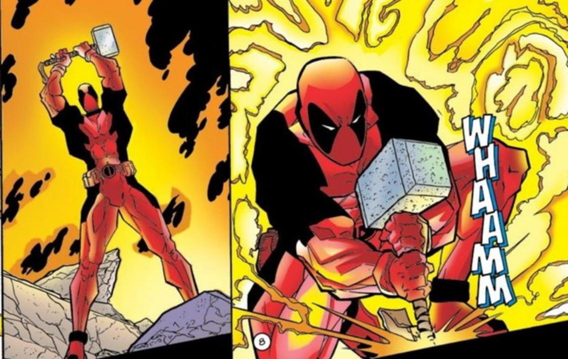 かつて「マイティー・ソー」のハンマーを持ち上げたヒーロー10選