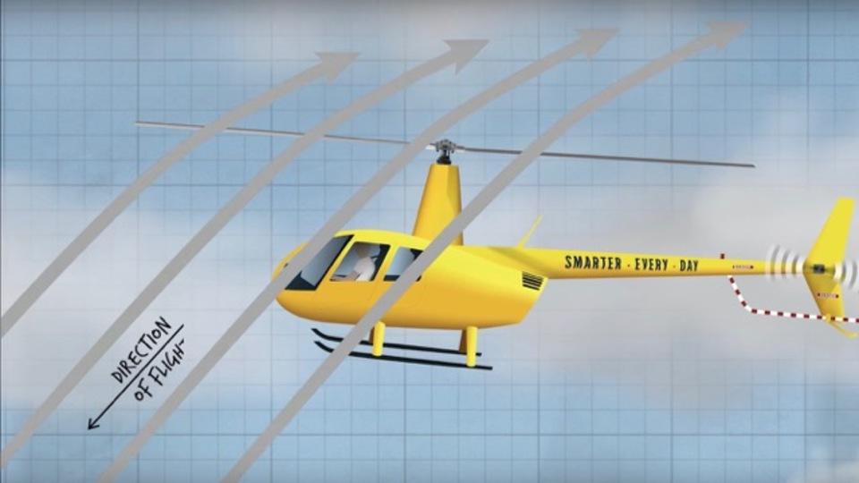 科学者の「エンジン停止したヘリコプターは落下するレンガ」発言を反証する強者パイロットが現る