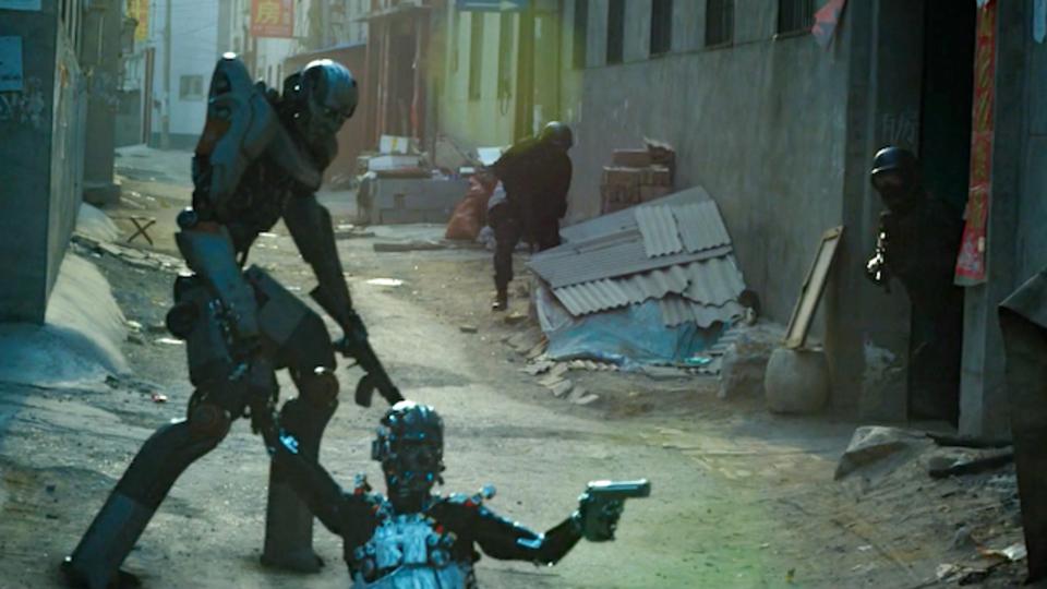 感情を持った機械は滅ぼすべきか? ロボット反乱短編「RISE」