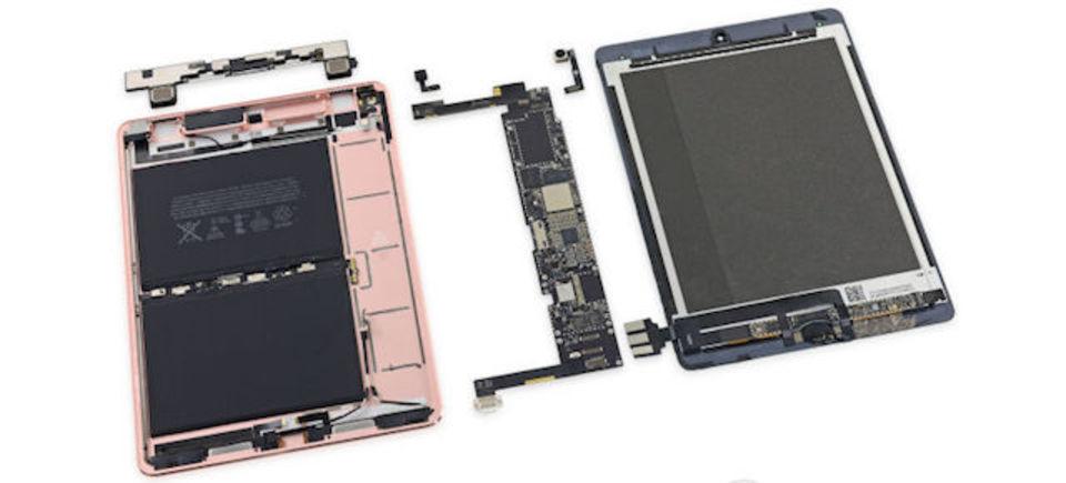 次はお前だ。「9.7インチiPad Pro」の分解レポート登場