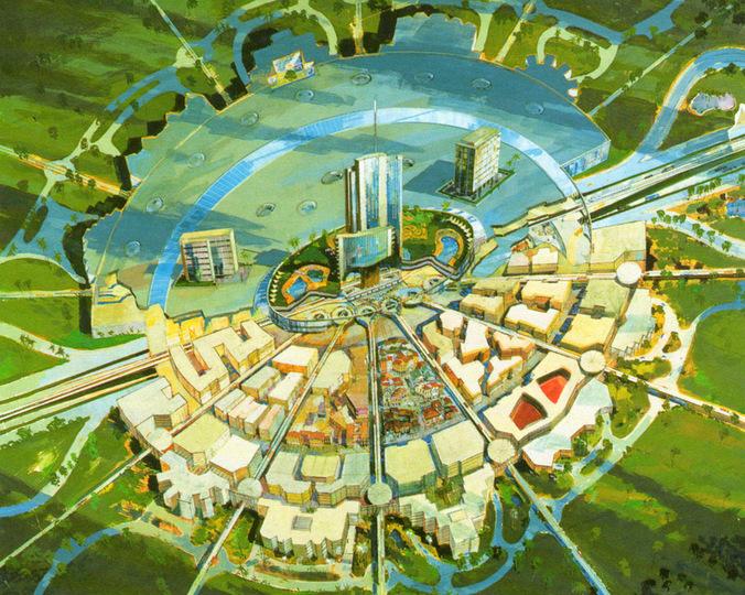 グーグルがテクノロジー・ユートピア都市をゼロからつくるかもしれない