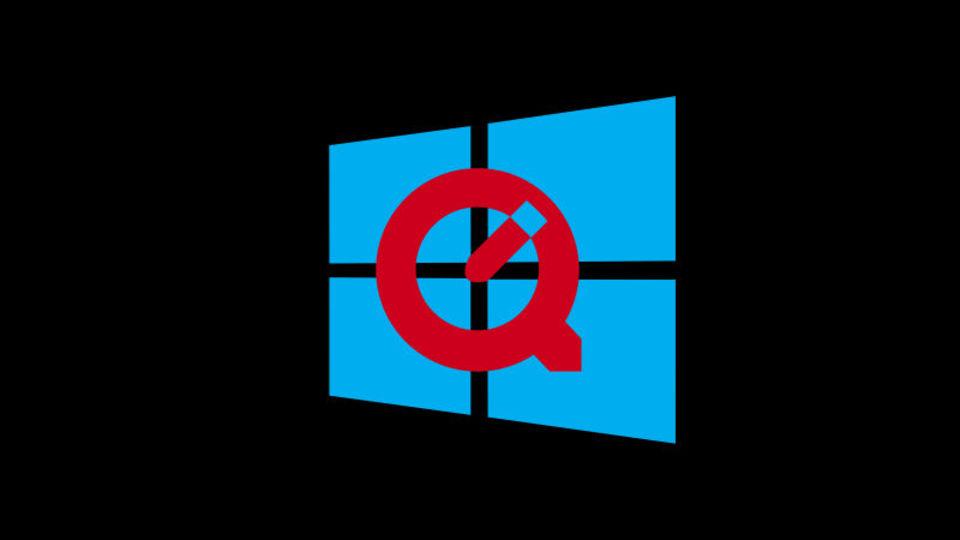 Windows版QuickTimeを今すぐアンインストールしましょう