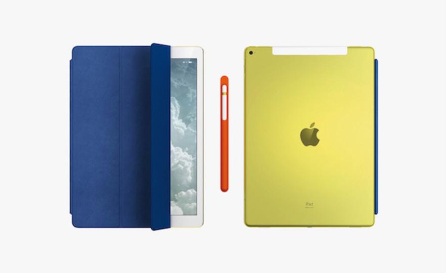 オークション限定。ジョナサン・アイブがまるっとデザインしたiPad ProとApple Pencilのセットが登場