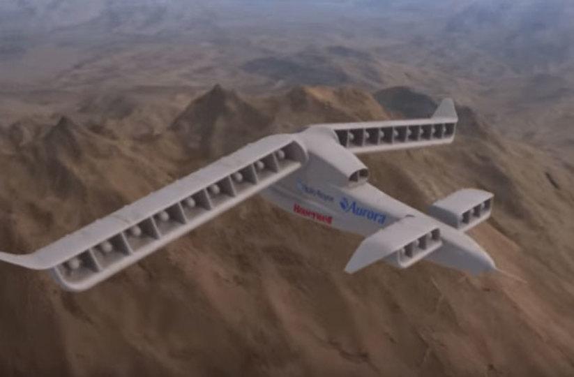 オスプレイ進化版?DAPRAの垂直離陸機ドローン、飛行実験成功