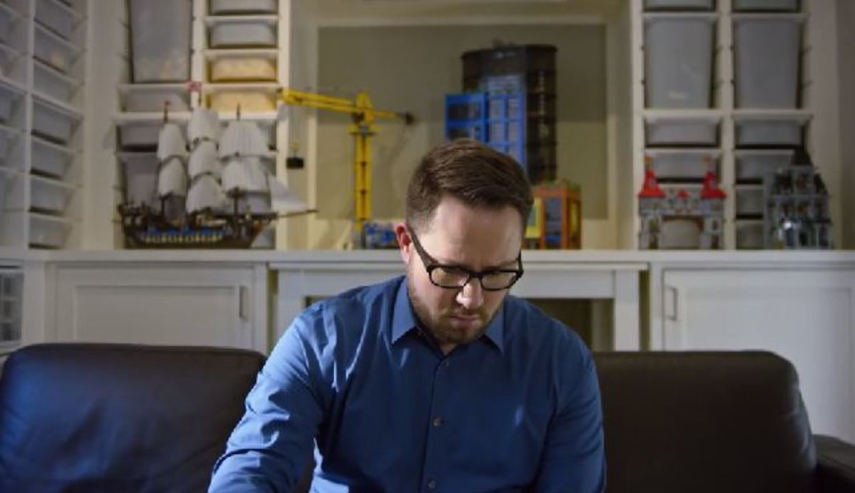 レゴ愛好家の夢のような趣味部屋、見せます