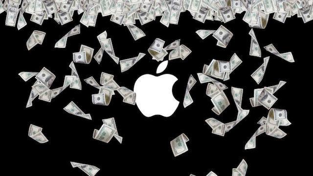 Appleの第2四半期の収益が、過去13年で初めて下がる