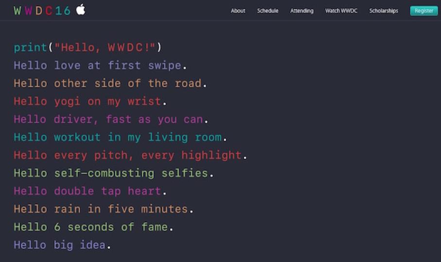【速報】アップル最大のカンファレンス「WWDC」日程発表! 今年は6月13日から