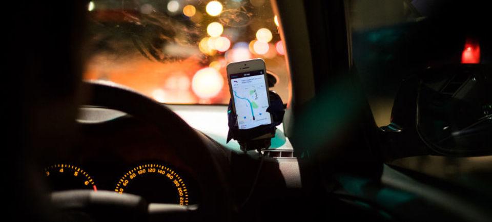 Uberの予約アプリがついに登場、作ったのは大学2年生