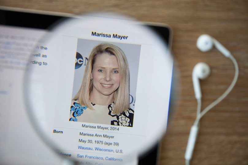 Yahoo!のマリッサ・メイヤーCEO、解雇されても退職金は5500万ドル(約58億円)也