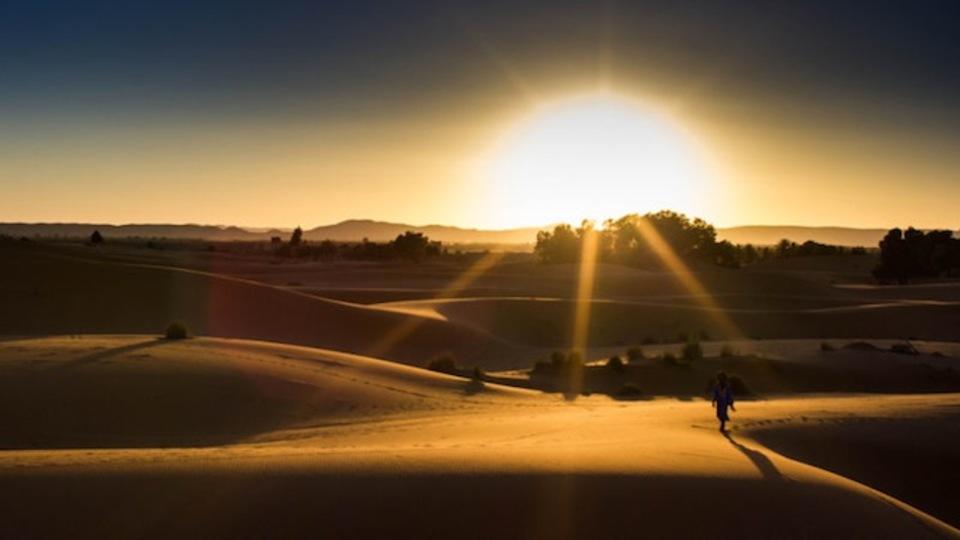 暑すぎる…地球温暖化で今世紀中に住めなくなる地域が判明